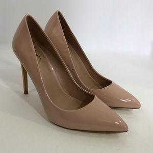 4cfcd76b311 Mix No. 6 Shoes - Mix No. 6 Dignity Pump 9.5 Nude Beige Stiletto